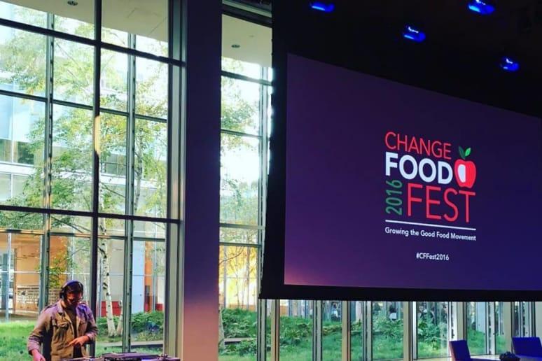 Change Food Fest