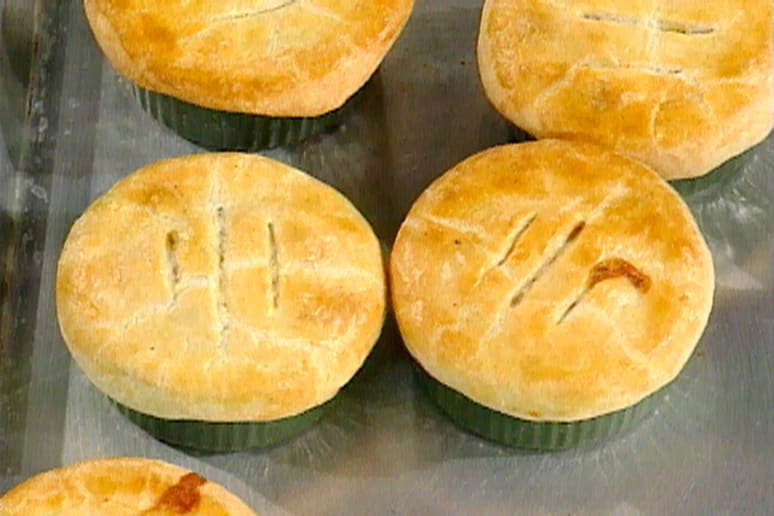 Emerils chicken pot pies by emeril lagasse at foodnetwork emerils chicken pot pies forumfinder Gallery