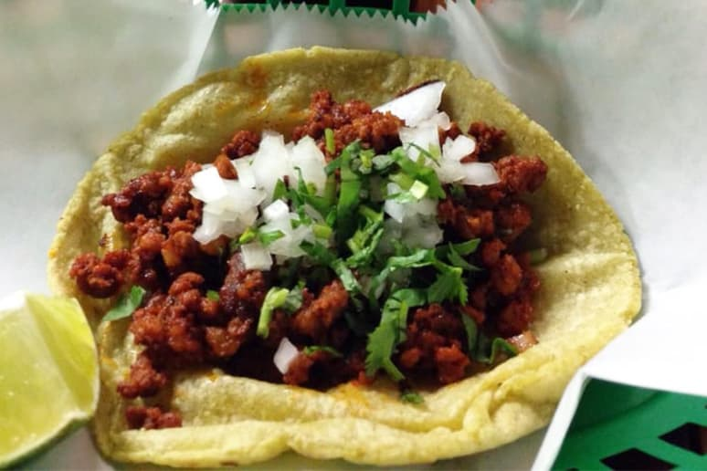 Mississippi: Green Ghost Tacos, Jackson: Chorizo