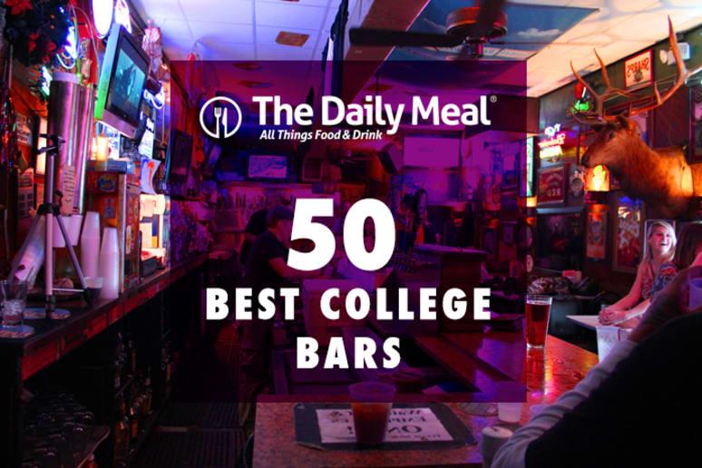 50 Best College Bars 2015