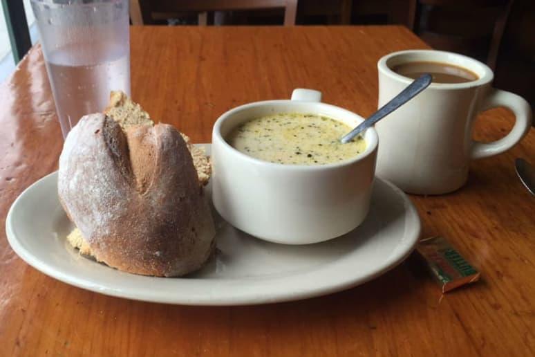 Vermont: Zabby & Elf's Stone Soup, Burlington