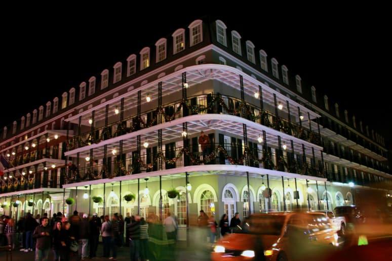Louisiana: Bourbon Street (New Orleans)
