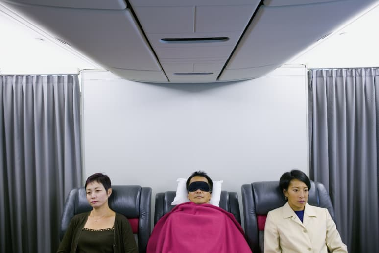 Dead Passengers Must Be Upgraded to First Class — British Airways