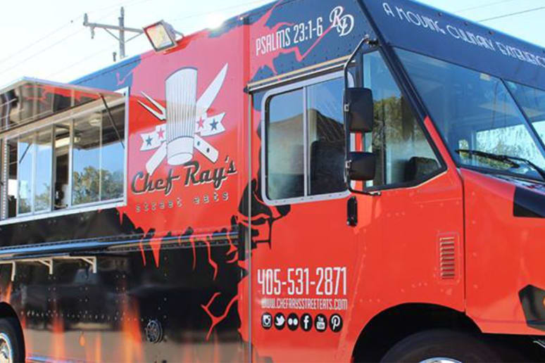 #98 Chef Ray's Street Eats, Oklahoma City