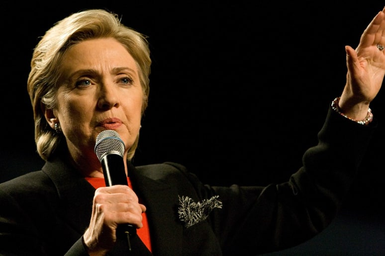 Clinton vowed that if she is elected president, she will make sure no one makes sub-minimum wage before tipping.