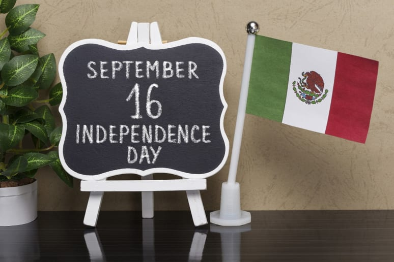 It's NOT Mexico's Independence Day