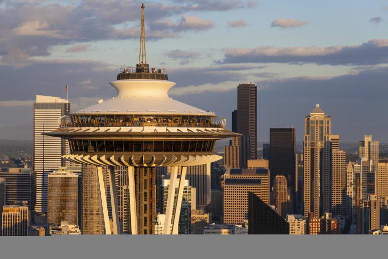 Washington: Space Needle (Seattle)