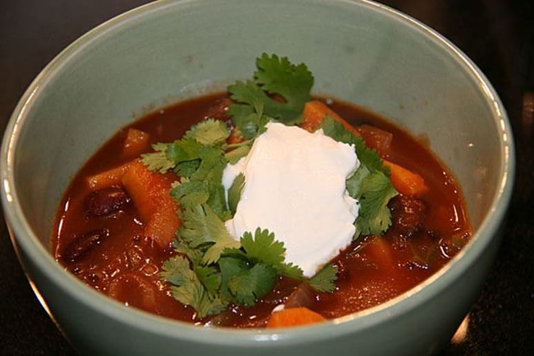 Sweets 'n Beans Chili