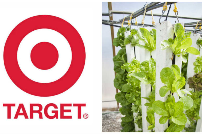 """""""We sell extremely local produce at Target! No, really! We mean it."""""""