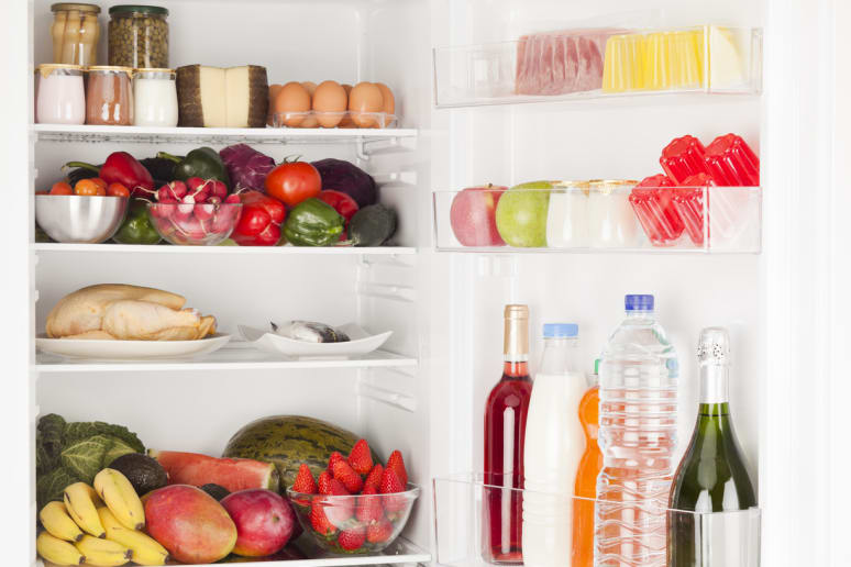Store Food Properly in the Refrigerator