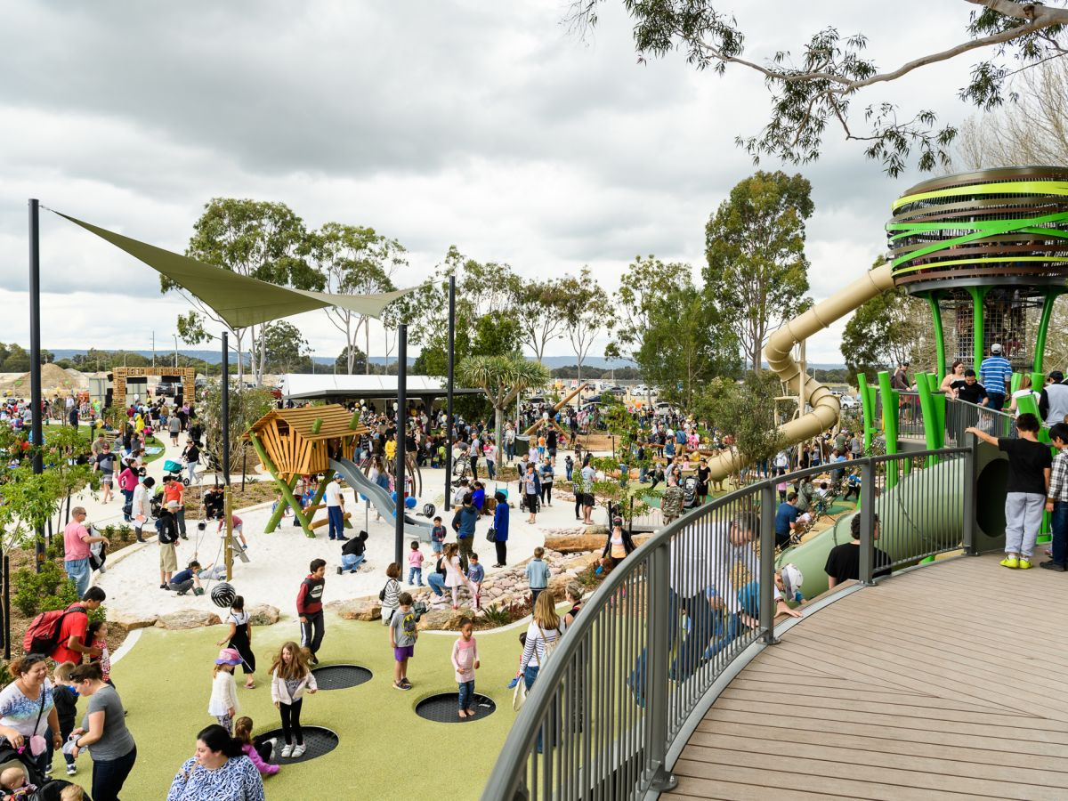 Stockland Jungle Park Launch