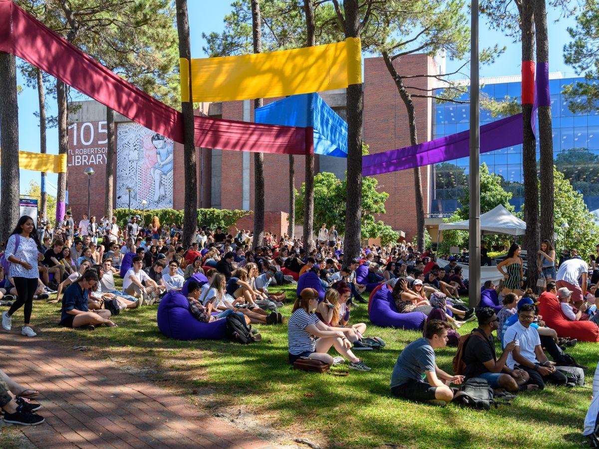 Curtin O-Week Festival