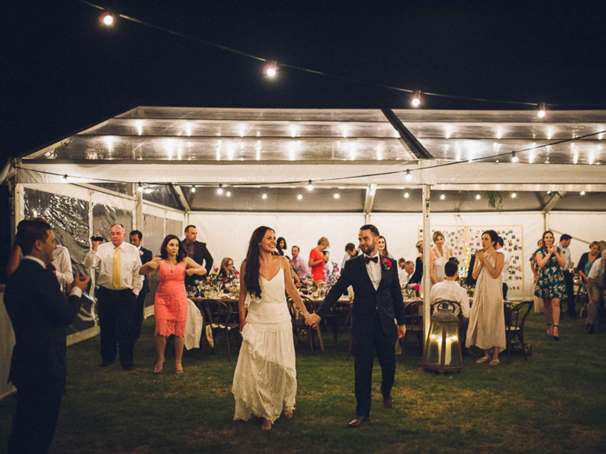 A planned to perfection wedding at beautiful South Perth Foreshore