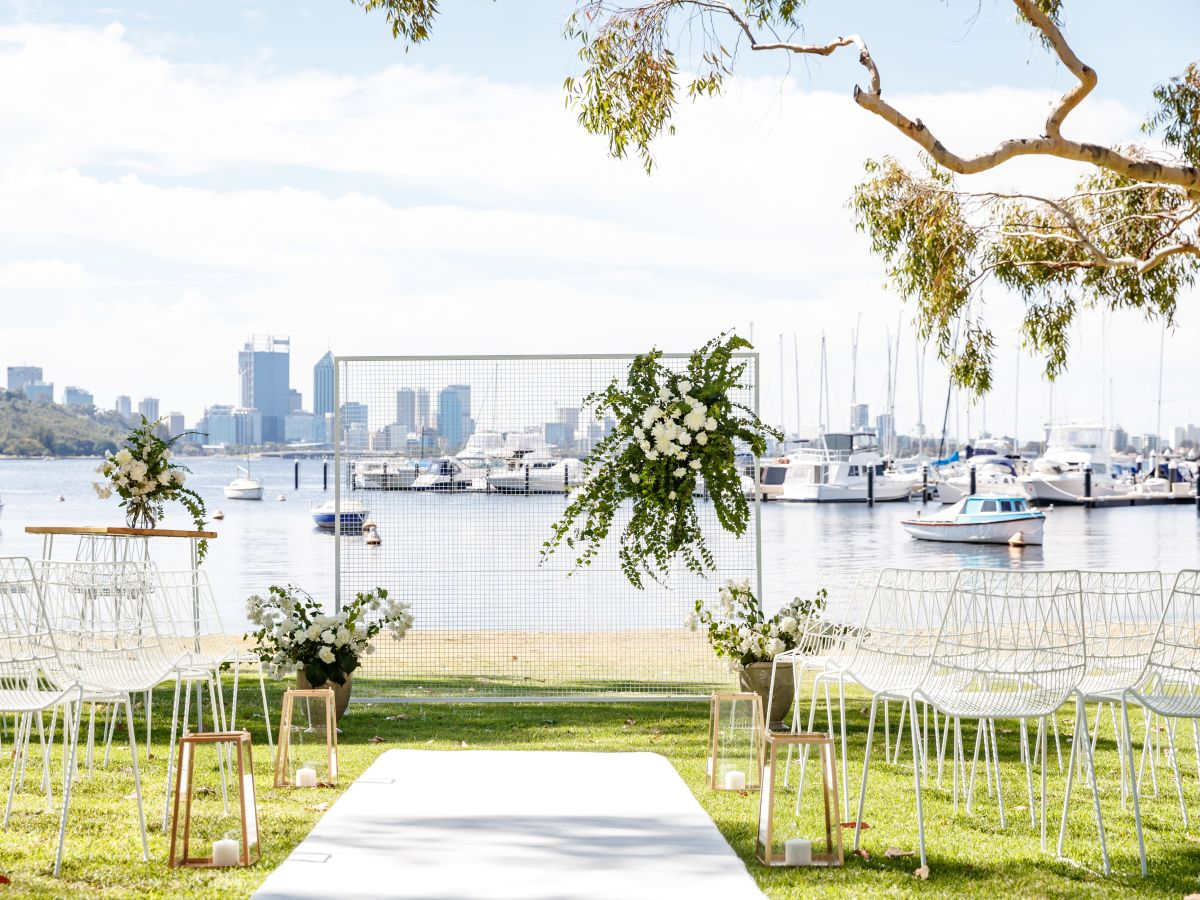 Modern Ceremony Package