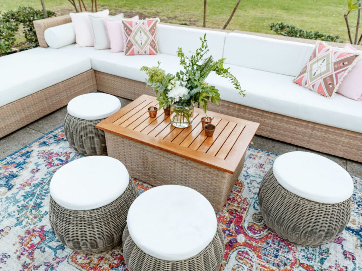 Classic Rattan Lounges