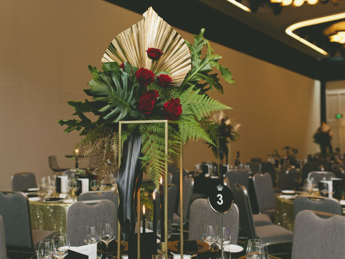 Custom Table Centrepiece