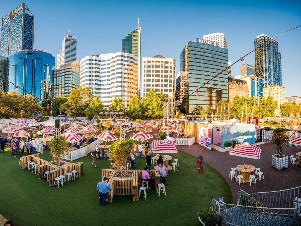 Kartel Bar at Elizabeth Quay