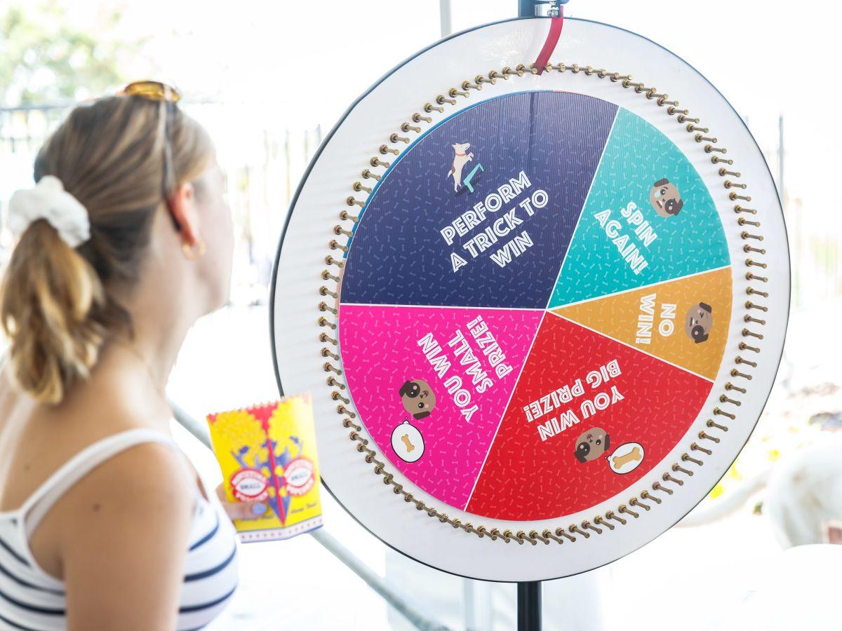 Custom Win-Wheel