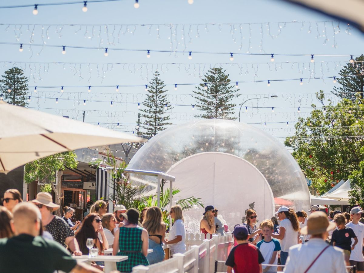 Cottesloe Village Christmas Party