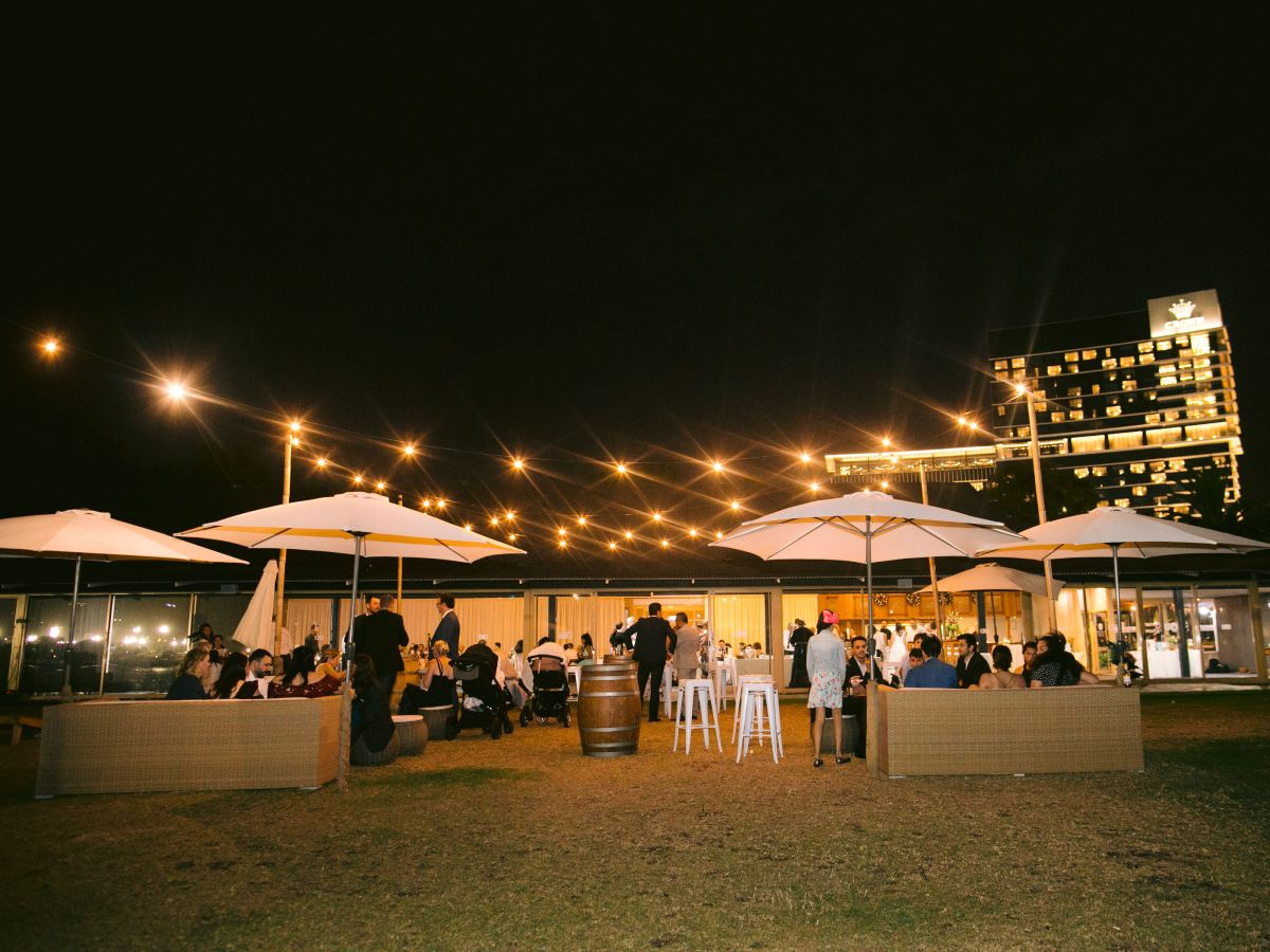 Festoons & Furniture at Burswood on Swan