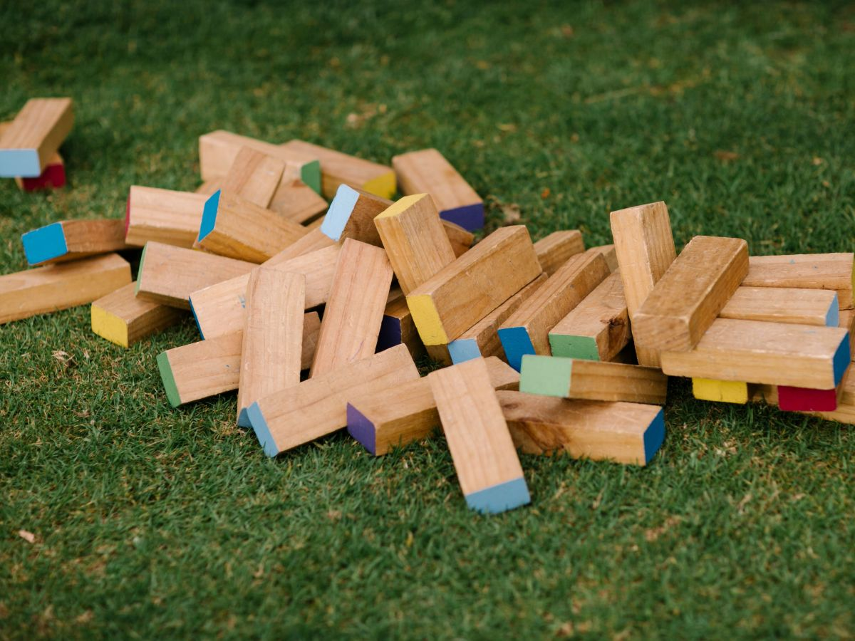 Giant Jenga – Lawn Games