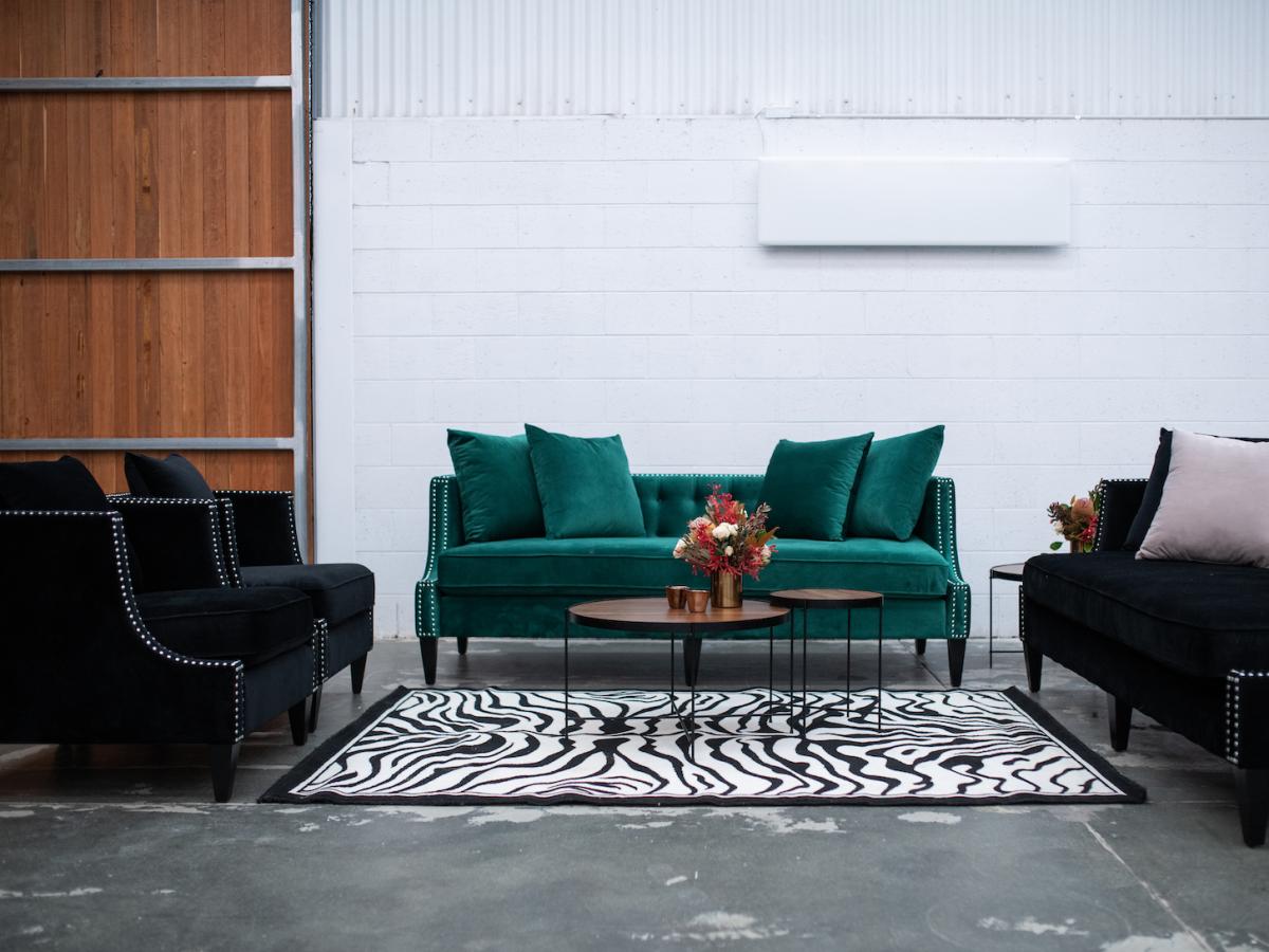 Emerald Velvet Lounge