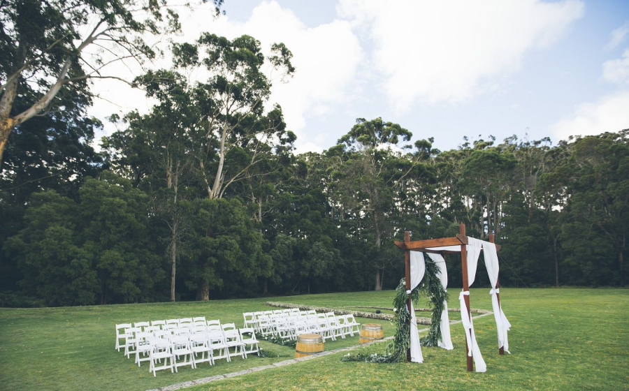 Leeuwin Estate Ceremony