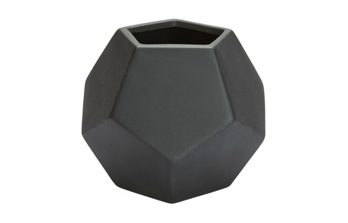Black_Geo_Pot_-_11cmH_x_13cmW_x_13cmD