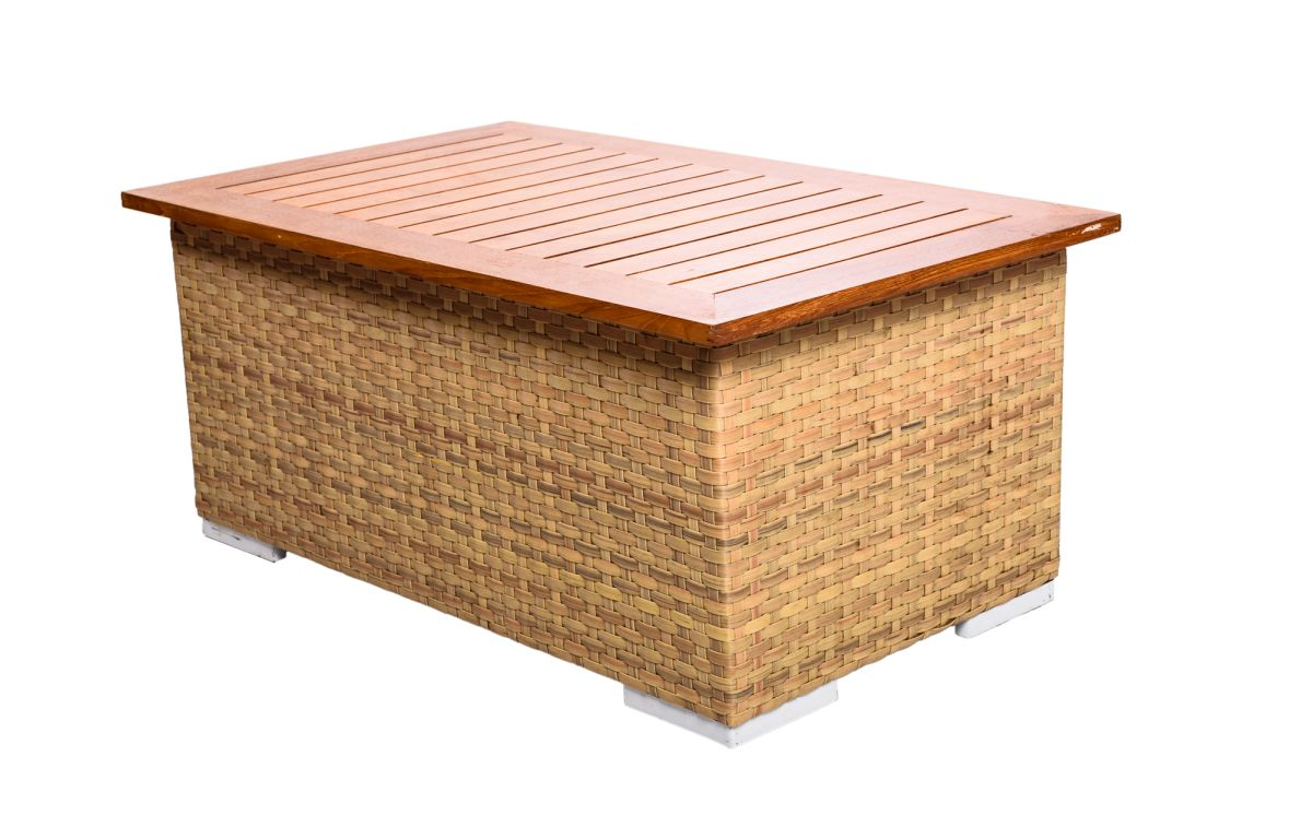 Classic_Rattan_Coffee_Table_with_Teak_Top_-_1mL_x_60cmD_x_40cmH