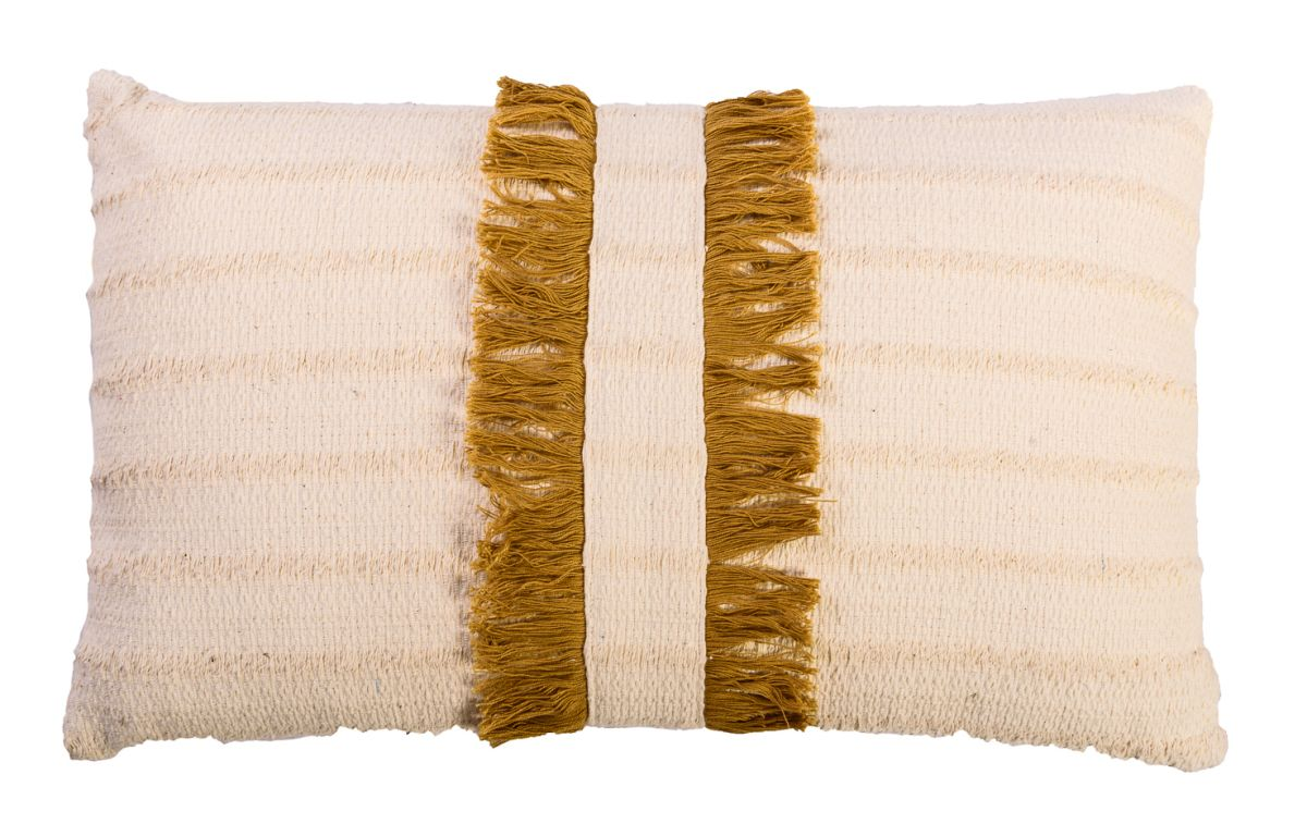 Cream_and_Mustard_Fringed_Rectangular_Cushion_-_30cm_x_50cm