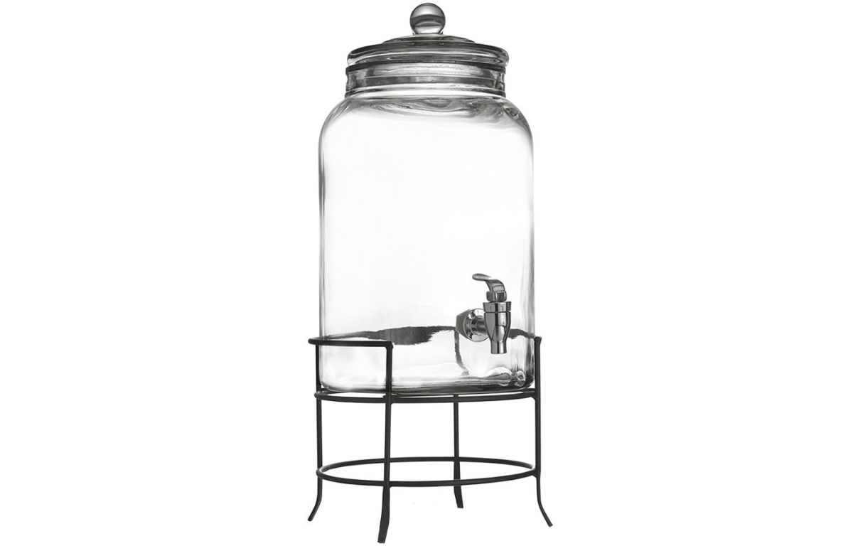 Glass_Drinks_Dispenser_with_Stand