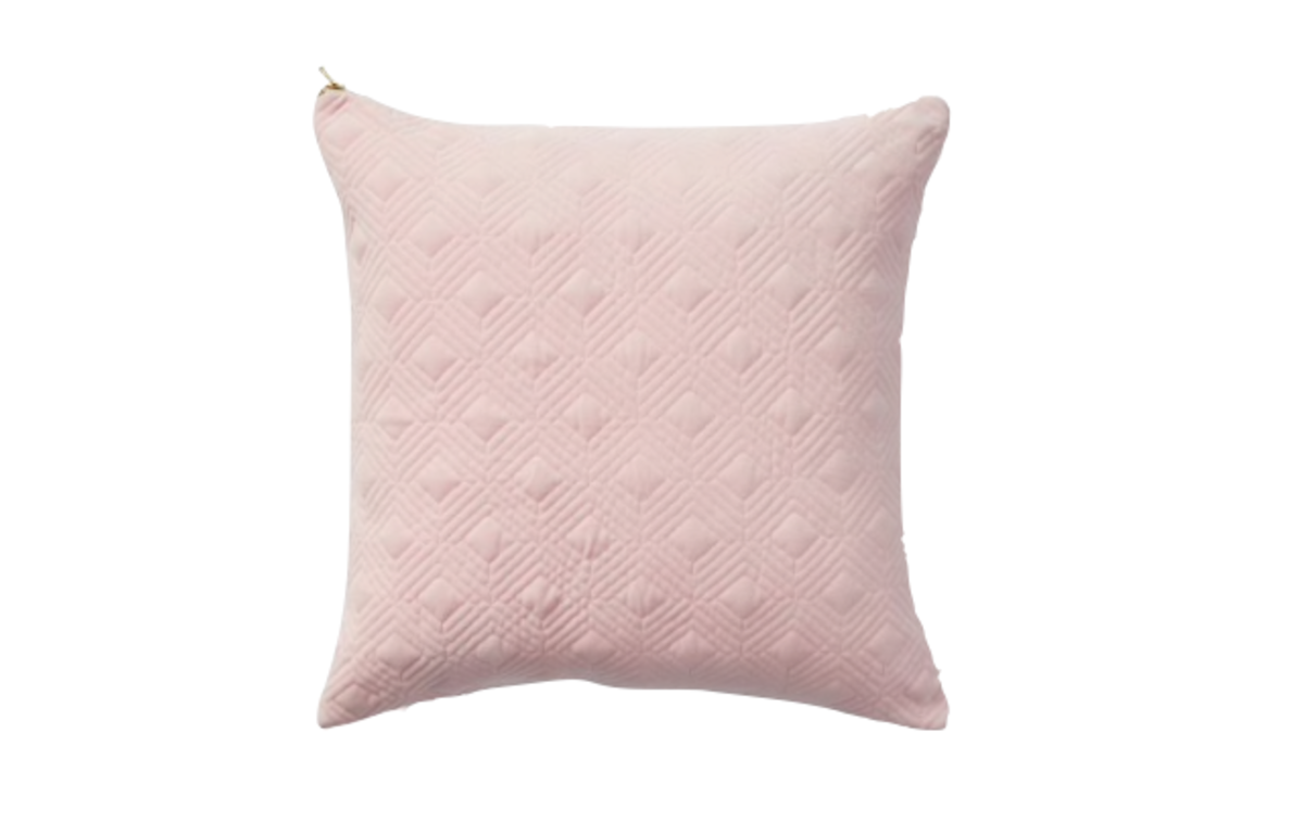 Quilted_Pink_Suede_Cushion_-_45cmSQ