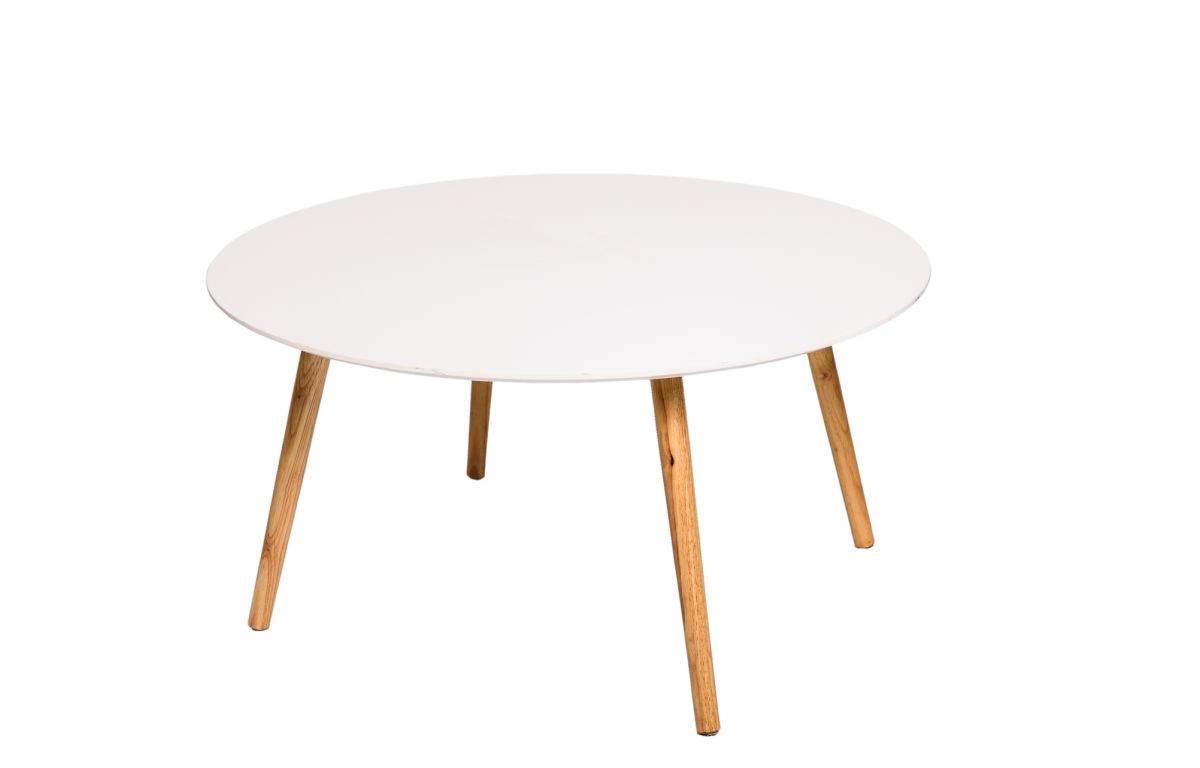 Scandi_Round_White_Coffee_Table_with_Wooden_Legs_-_80cmD_x_40cmH