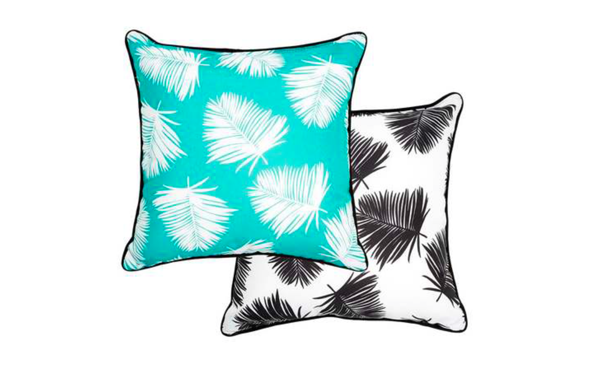 Reversable_Teal__White_and_Navy_Cushion