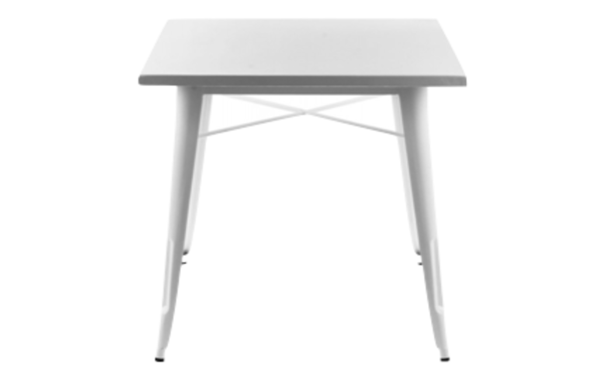 Tolix_White_Cafe_Table