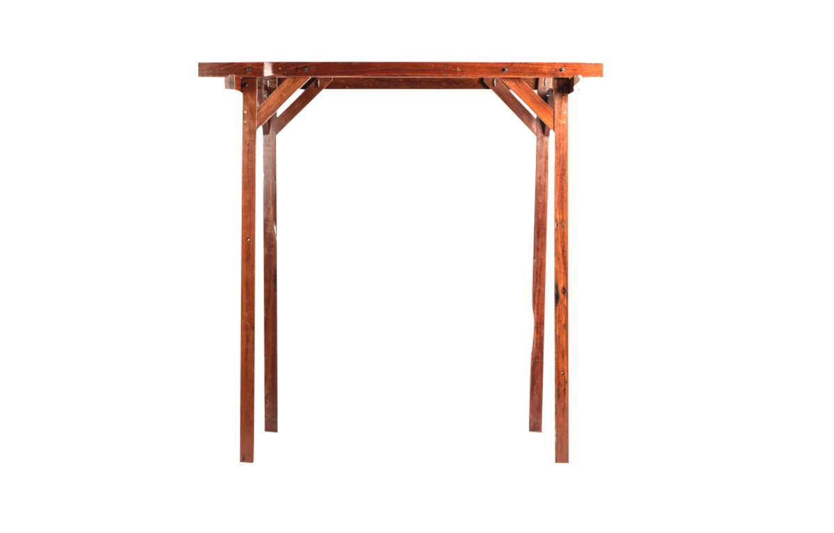 Jarrah_4_post_arbour