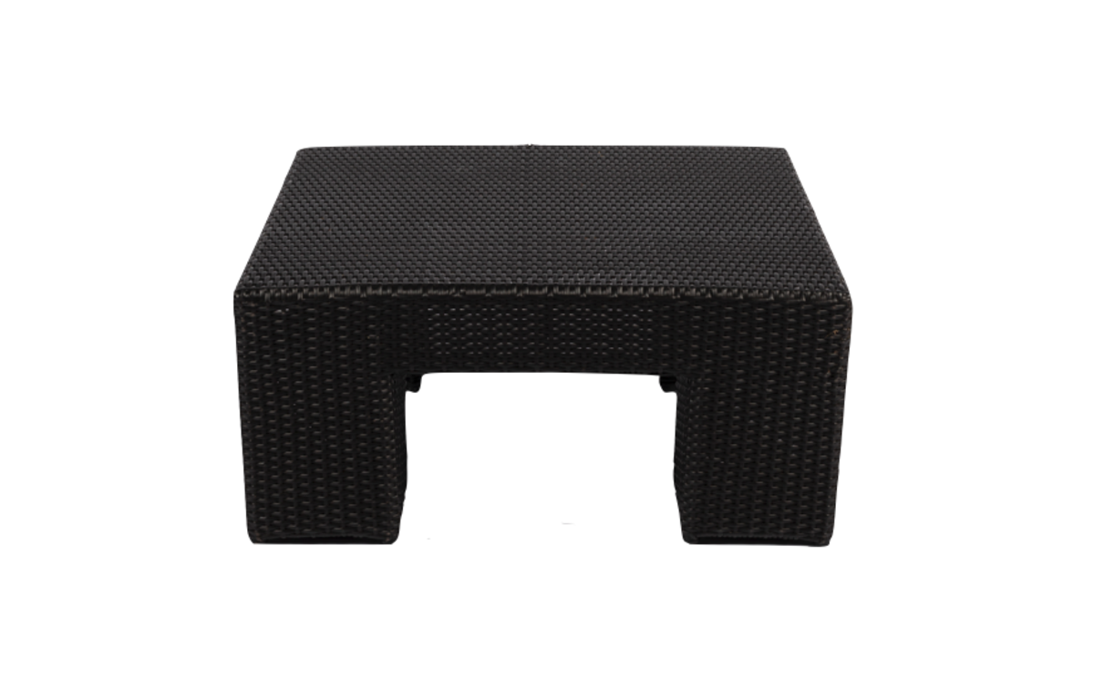 Black_Rattan_Coffee_Table_Square_-_71cmSQ_x_32cmH