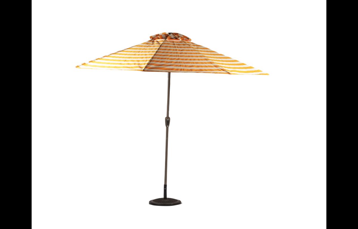 Striped_Umbrella_Yellow_and_White