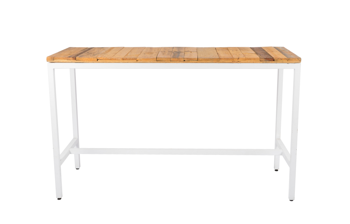 Bench_Cocktail_Table_with_Pallet_Top
