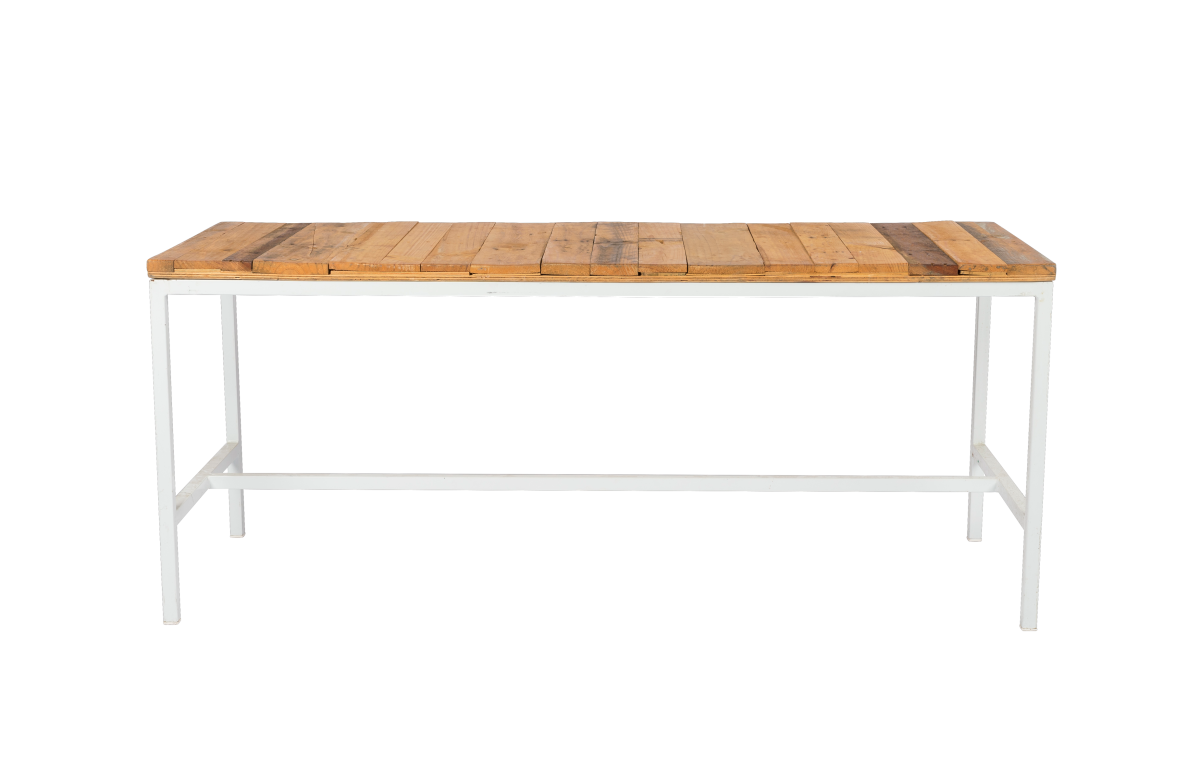 Bench_Dining_Table_with_Pallet_Top