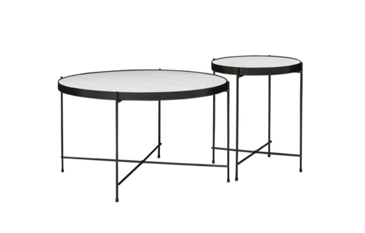 Linear_Black_Round_Coffee_Table_Duo