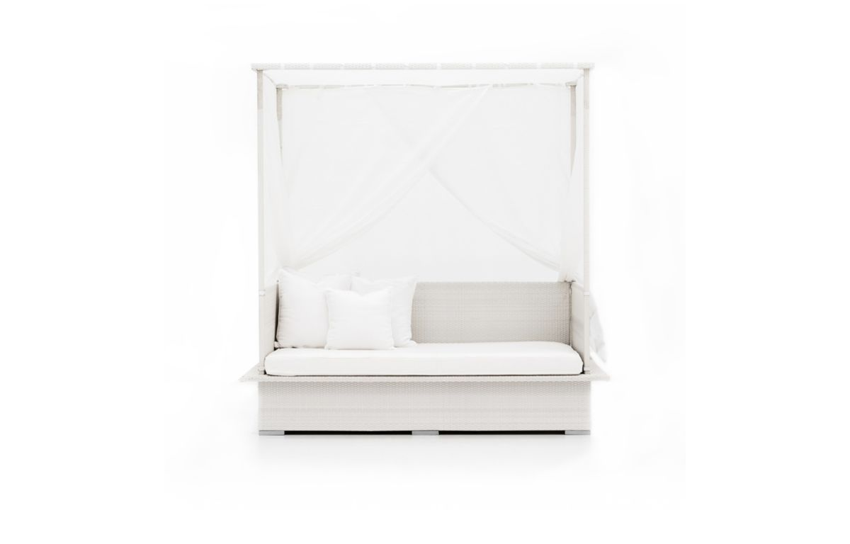 White_Rattan_Canopy_Daybed_with_Sheer_Drapes