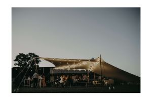 Photograph of Bedouin Stretch Tent White