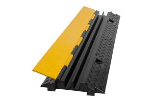 Photograph of Cable Tray 2 Channel – 98cmL x 25cmW