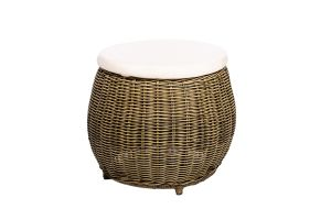 Photograph of Classic Rattan Stool