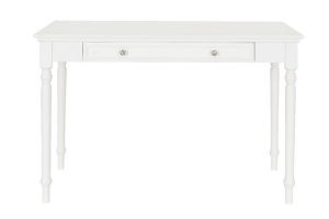 Photograph of Classic White Console Table