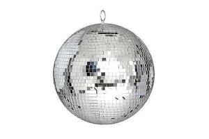 Photograph of Disco Ball