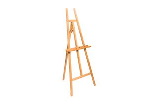 Photograph of Easel – Wooden – 1.2mH 66cmW x 1.3mD