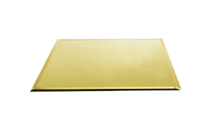 Photograph of Gold Mirror base – 30cmSQ
