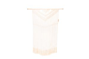 Photograph of Macrame Backdrop
